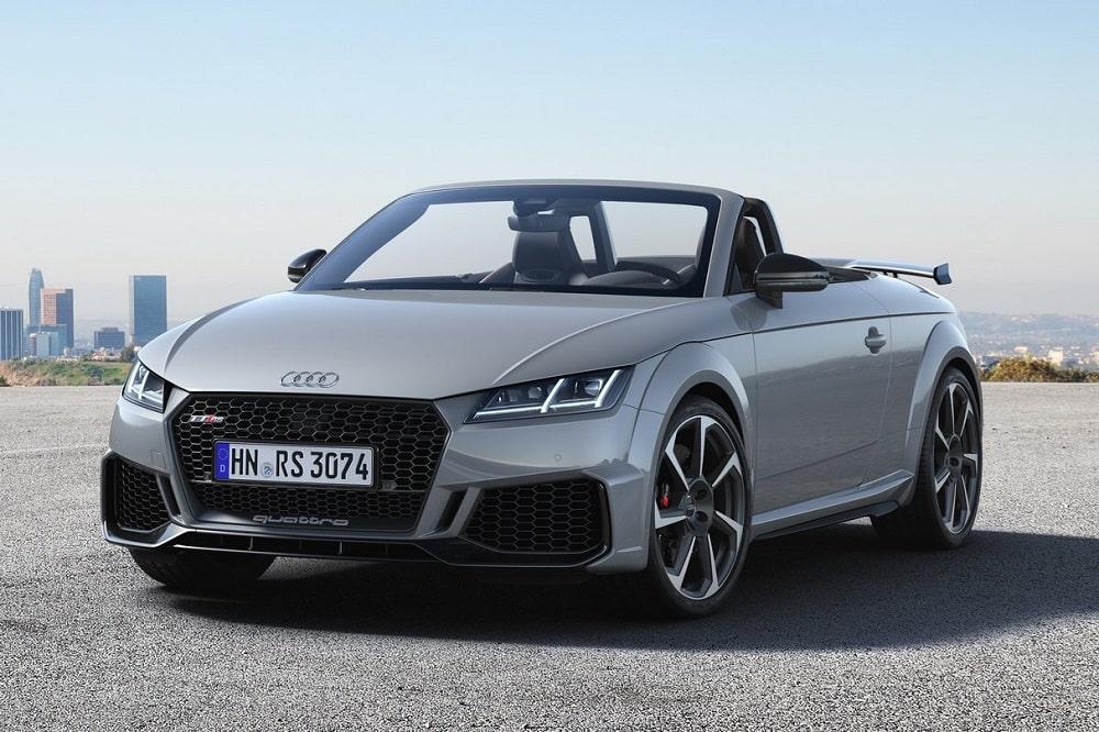 TTRS 2-deurs, roadster | 2020-heden