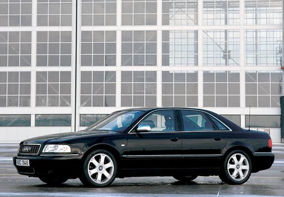 S8 4-deurs, sedan | 1999-2001
