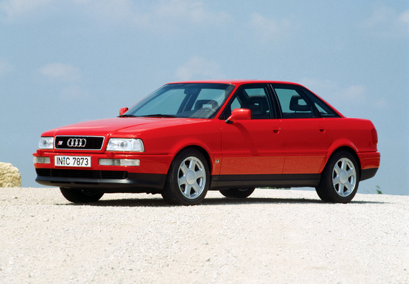 S2 4-deurs, sedan | 1993-1995