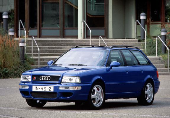 RS2 5-deurs, avant | 1994-1996