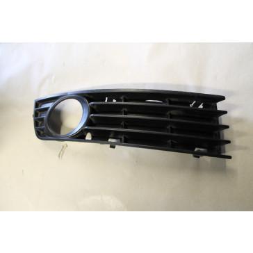 Ventilatierooster RV zwart Audi A4 Bj 01-05