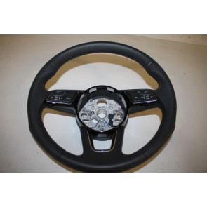 Multifunctiesportstuurwiel leer zwart Audi A1 Bj 19-heden