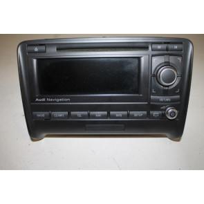 Radio-navigatiesysteem RNS LOW Audi TT, TTS, TTRS Bj 07-14