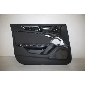 Portierbekleding LV stof zwart Audi A6, S6 Bj 19-heden