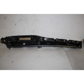 Luchtrooster ENGELS zwart Audi A4, S4, RS4, A5, S5, RS5 Bj 16-18