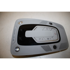 Binnenverlichting voorzijde titaniumgrijs div. Audi modellen Bj 16-heden