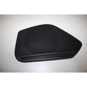 Luidsprekerrooster portier RV zwart Audi A4, S4, RS4, A5, S5, RS5 Sportback Bj 16-heden