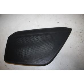 Luidsprekerrooster LV zwart Audi A6, S6, RS6, A7, S7, RS7 Bj 19-heden