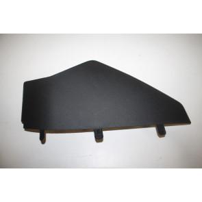 Afdekkap dashboard links zwart Audi A6, S6, RS6, A7, S7, RS7 Bj 19-heden