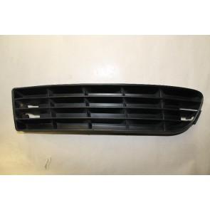 Ventilatierooster LV zwart Audi A6, S6 Bj 94-97