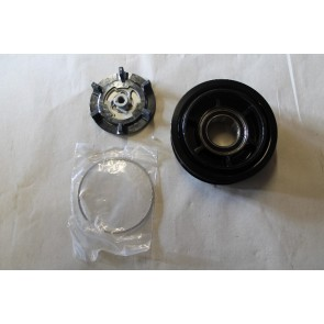 Poelie aircocompressor 3.0 V6 benz. Audi A4, A6, A8, Bj 03-08