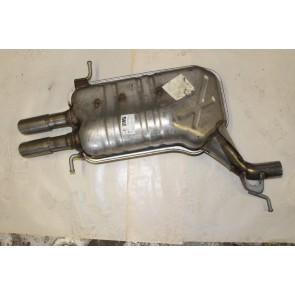 Einddemper 1.8 T quattro benzine Audi A4 Bj 99-01