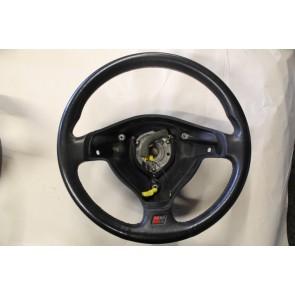 Sportstuurwiel leer 3-spaaks Audi A3, S3 Bj 97-00