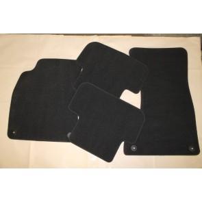 Set pasvorm automatten zwart Audi A4, S4, RS4, A4 Allroad Bj 08-heden