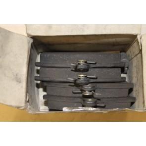 Set remblokken voor schijfremmen Audi 80, 90, Coupe Bj 81-88