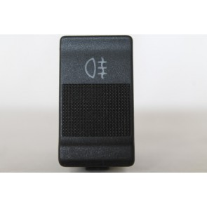 Schakelaar mistachterlicht zwart div. Audi modellen Bj 87-00