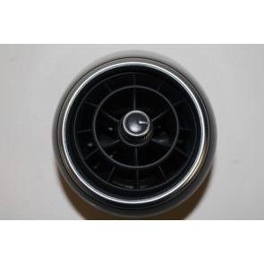 Luchtrooster dashboard LV zwart Audi A1 Bj 11-14