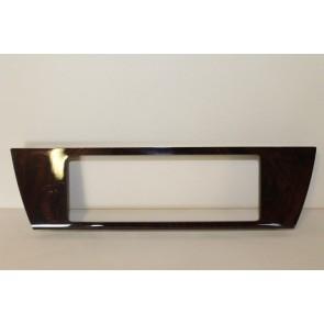 0554544 - 4A0820325D1WV - Paneel ventilatie notenbruin Audi 100, A6, S6 Bj 91-97