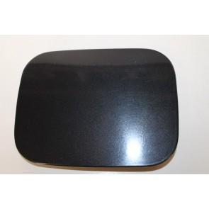 0555547 - 4A0809905D - Tankklep zwart metallic Audi 100, A6, S6 Bj 91-97