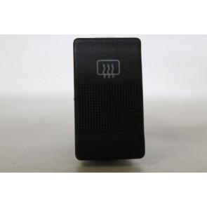 0555573 - 4A094150301C - Schakelaar achterruitverwarming zwart div. Audi modellen Bj 87-00