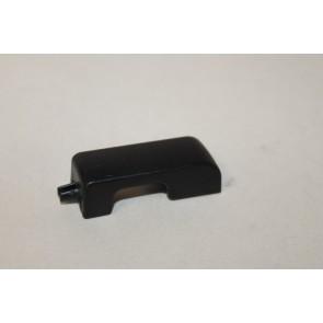 0556177 - 8K088167201C - Afdekkap stoel LV zwart div. Audi modellen Bj 08-18