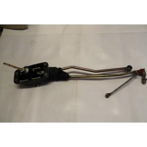 0557656 - 8E0711290 - Schakelmechanisme schakelbak Audi A4 Bj 01-05