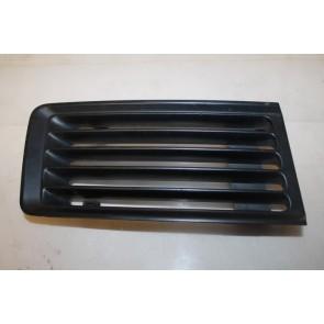 Ventilatierooster RV satijnzwart Audi S6 Bj 98-05