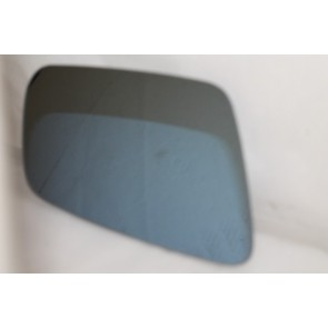 Spiegelglas (convex) met draagplaat div. Audi modellen Bj 98-05