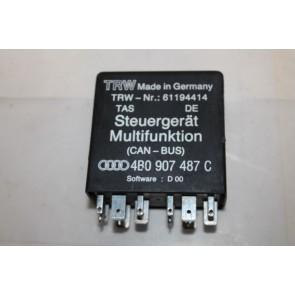 Regelapparaat multifunctiestuurwiel div. Audi modellen Bj 98-05