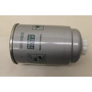 Mann brandstoffilter WK842/2 Audi 80, 90, 100 Bj 77-91