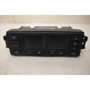Climatronic paneel zwart Audi A3, S3, A4, S4 Bj 97-00