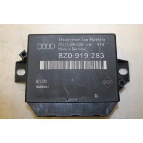Regelapparaat parkeerhulp achter Audi A2, A6, S6 Bj 00-05