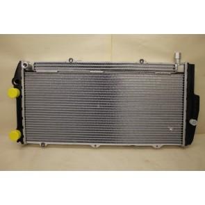 Radiateur met oliekoeler Audi 100, 200 Bj 85-91