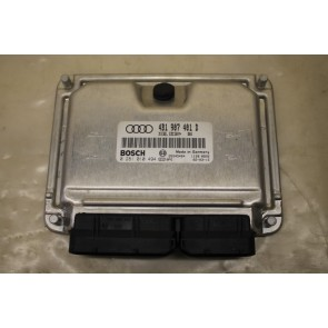 Regelapparaat dieselmotor 2.5 V6 TDI Audi A6 Bj 02-05