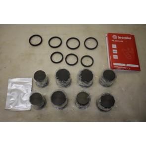Pakkingset voor remzadel voorzijde Audi RS4, RS5, RS6, RSQ3, R8 Bj 03-heden