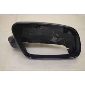 Afdekkap spiegel rechts aquablauw div. Audi modellen Bj 98-05