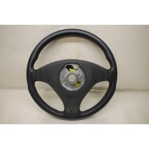 0571150 - 8N0419091B25D - Sportstuurwiel 3-spaaks leer zwart Audi TT Bj 99-06
