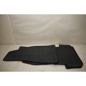 Set rubbermatten voor+achter Audi A4, S4, RS4 Cabrio Bj 03-09