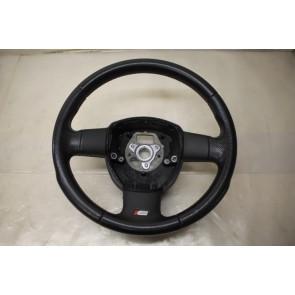 Sportstuurwiel leer zwart Audi A3, A4 Cabrio Bj 04-09