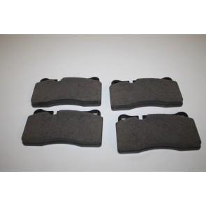 1 set remblokken voor schijfremmen voorzijde Audi TTRS Bj 10-14