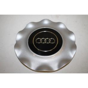 Wieldop chroomkleurig-metallic div. Audi modellen Bj 89-00
