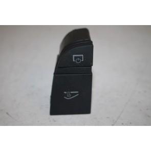 Knop dashboardkastje zwart ENGELS Audi A6, S6, RS6 Bj 05-11