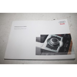 Instructieboekje MMI Engelstalig Audi A6, S6, RS6 Bj 05-11