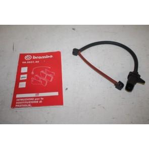 Contact remblokslijtage-indicatie voorzijde Audi A8, S8 Bj 03-10