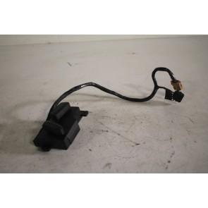 Schakelaar stoelverstelling LV zwart Audi A8, S8 Bj 03-10