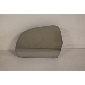 Spiegelglas (vlak) met draagplaat links div. Audi modellen Bj 07-heden