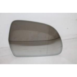 Spiegelglas (groothoek) met draagplaat rechts div. Audi modellen Bj 08-13