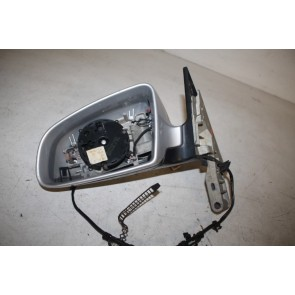 Buitenspiegel links lichtzilver ENGELS Audi A4, S4, RS4 Cabrio Bj 03-09