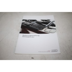 Instructieboekje MMI duitstalig Audi A6, S6, RS6 Bj 11-heden