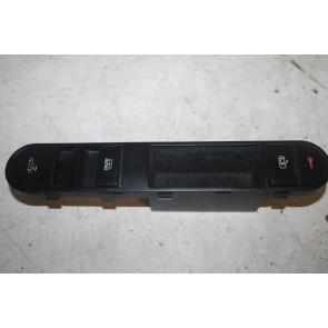 Paneel voor schakelaar zwart Audi TT Roadster Bj 99-06